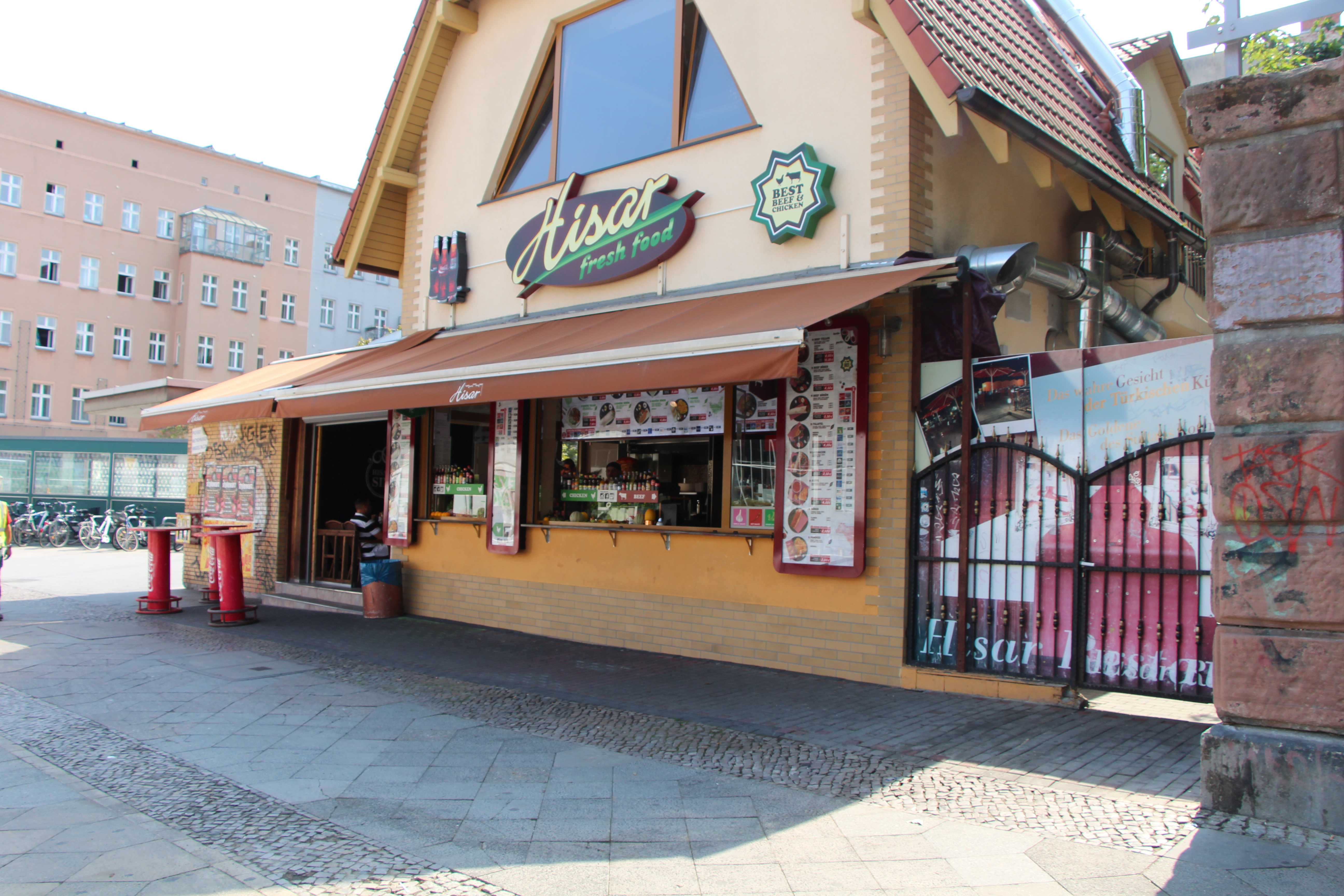 Hisar fresh food - unsere Filiale